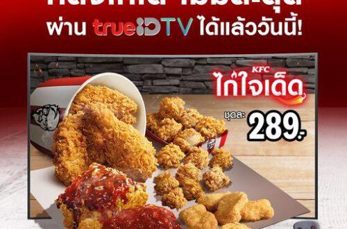 KFC ไก่ใจเด็ด 289 บาท